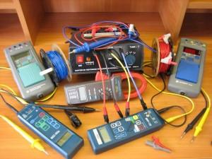 elektroizmeritel